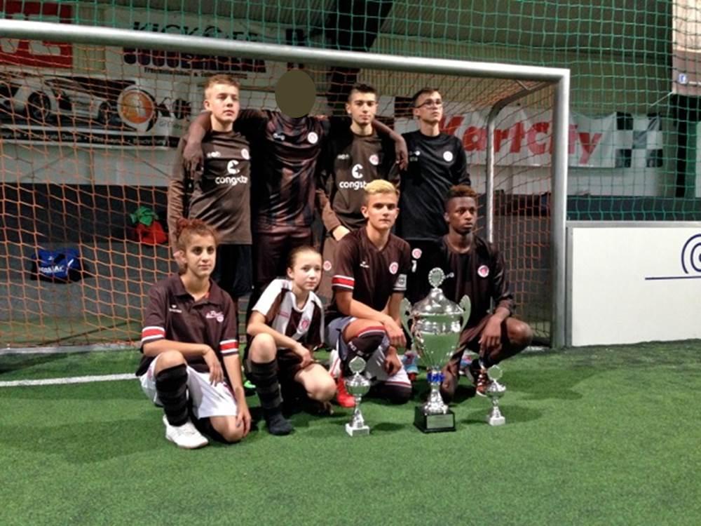 hall of fame Fußballturnier 2014