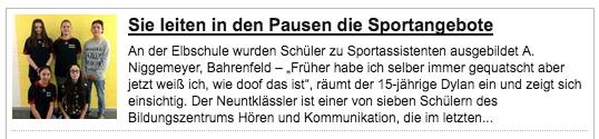 Elbe Wochenblatt 19.07.2016